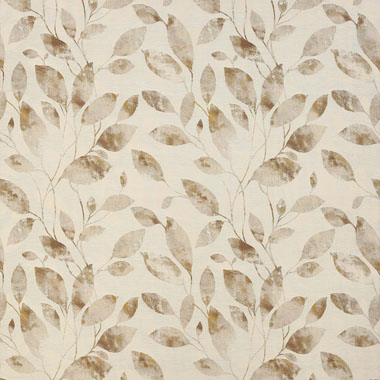 6f511b3d3 An elegantly trailing jacquard leaf, each leaf has a textured mix of  colours contained within its speckled patterning, in sophisticated neutral  shades.