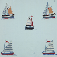 Sailing Applique (J340F-01)