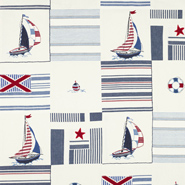 Sailing Patchwork (J633F-01)