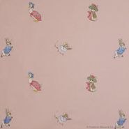 Embroidered Beatrix Potter (J643F-02)