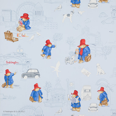 London Paddington (J125W-02) - Wallpapers by Jane Churchill 9ad6106c0602