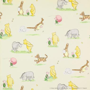 J127w 04 Winnie The Pooh And Friends Jane Churchill